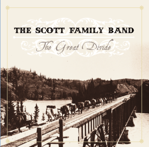 patuxent cd-148 the scott family band - the great divide