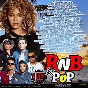 Dj Roy R&B & Pop Party Mix [july 2018] | Music | Rap and Hip-Hop