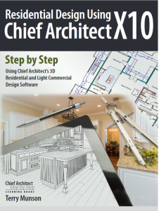 residential design using ca x10