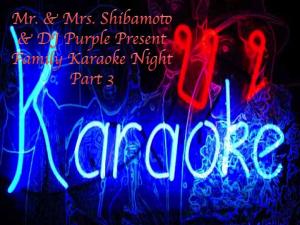 mr. & mrs. shibamoto family karaoke night part 3