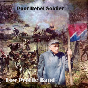 patuxent cd-105 low profile band - poor rebel soldier