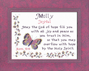 name blessings - molly 2