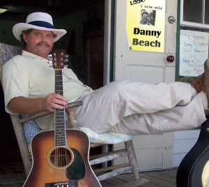 Patuxent CD-160 Danny Beach | Music | Country