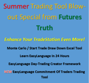 TradeStation Trading Tools Super Summer Sale Blowout | Software | Add-Ons and Plug-ins