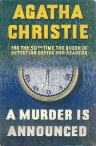 A Murder Is Announced | eBooks | Classics