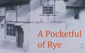 a pocketful of rye