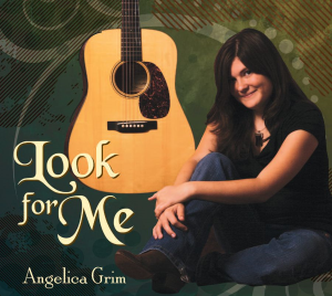 Patuxent CD-180 Angelica Grim - Look for Me | Music | Country