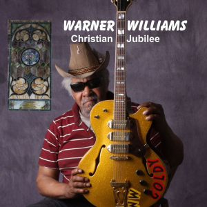 Patuxent CD-188 Warner Williams - Christian Jubilee | Music | Gospel and Spiritual