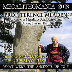 mega 18: prof. terence meaden - advances in megalithic solar astronomy uniting sun and earth