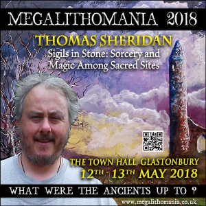 mega 18: thomas sheridan - sigils in stone: sorcery and magic among sacred sites