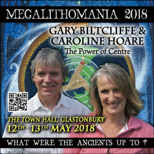mega 18: gary biltcliffe & caroline hoare the power of centre: rediscovering ancient cosmology and the celtic goddess at the omphalos sites of the british isles