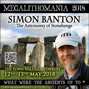 mega 18: simon banton - the astronomy of stonehenge