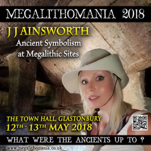 mega 18: jj ainsworth - ancient symbolism at megalithic sites