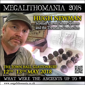 mega 18: hugh newman - scottish carved stone spheres and the tiwanaku connection
