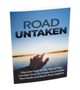Road Untaken | eBooks | Business and Money