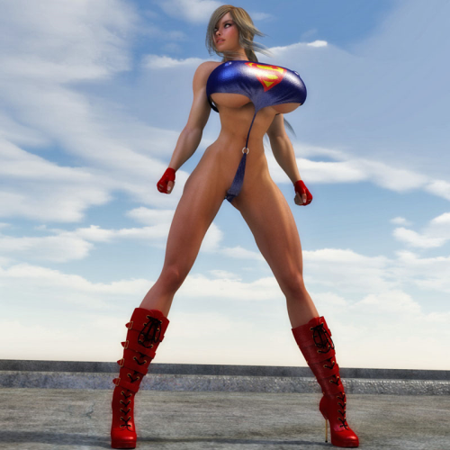First Additional product image for - Pinup Pack 55: Super-Girl