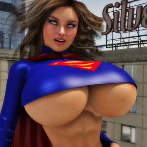 pinup pack 55: super-girl