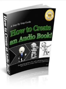 How to Create an Audio Book | eBooks | Education