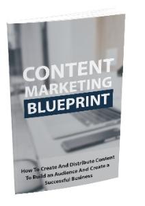 Content Marketing Blueprints | eBooks | Business and Money