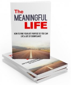 the meaningful life