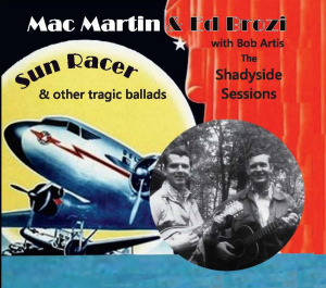 Patuxent CD-207 Mac Martin & Ed Brozi - Sun Racer | Music | Country