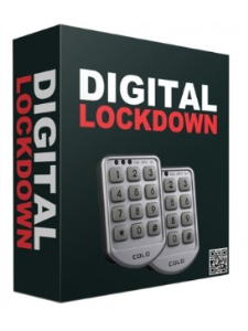 digital lock down software