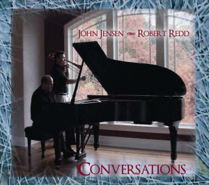 Patuxent CD-217 John Jensen & Robert Redd - Conversations | Music | Jazz