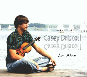 Patuxent CD-220 Casey Driscoll - Le Mer | Music | Jazz