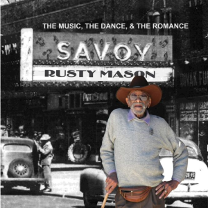 patuxent cd-221 rusty mason - the music, the dance and the romance