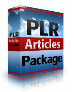 plr articles package - part 1 & 2 (2 in 1)