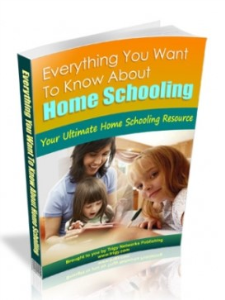 everything you want to know about home schooling