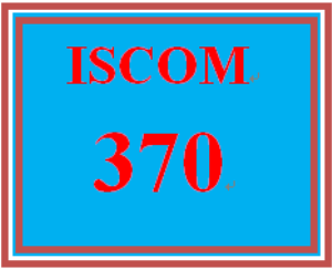 iscom 370 week 5 blue nile and diamond retailing case study