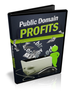 public domain profits  - how to ebook and videos