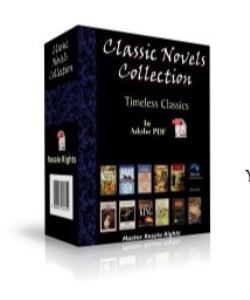 30 Classic Novels Collection (Lord of the Rings, The Jungle Book, etc famous ebooks) | eBooks | Classics