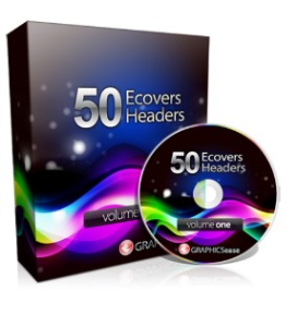 graphics ease 50 ecovers & headers