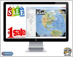 marble maps portable *  virtual globe and world atlas