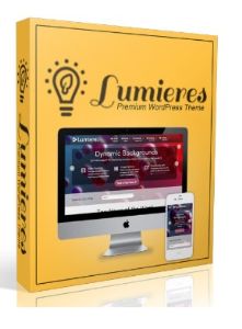 Lumieres Wordpress Theme | Software | Add-Ons and Plug-ins