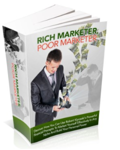 Rich Marketer, Poor Marketer | eBooks | Business and Money