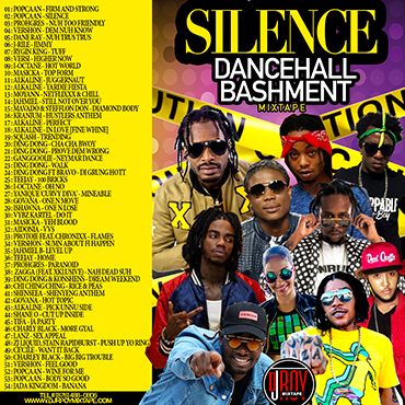 Dj Roy Silence Dancehall Bashment Mix 2018