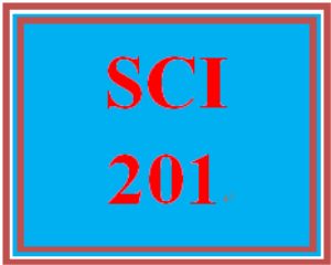 SCI 201 All participations | eBooks | Education