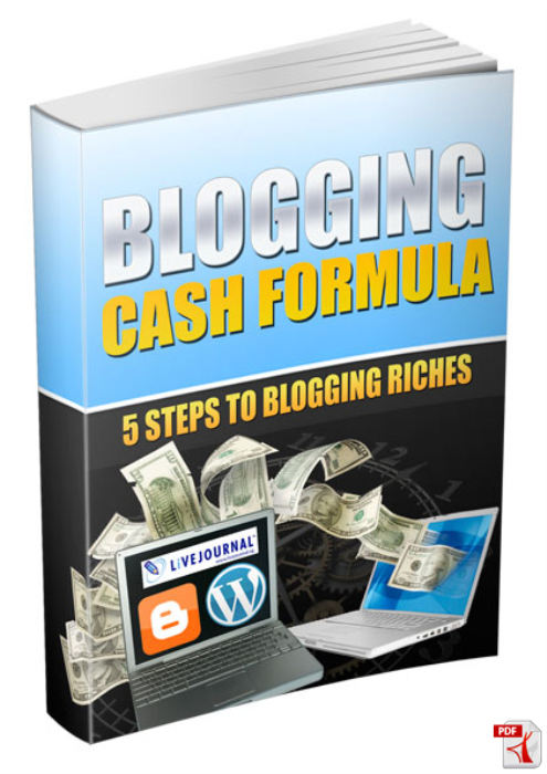 First Additional product image for - Blogging Cash Formula