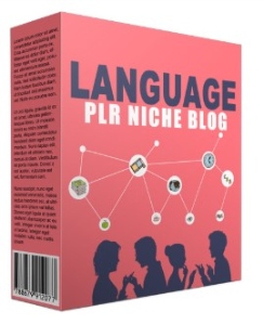 language plr niche blog v2