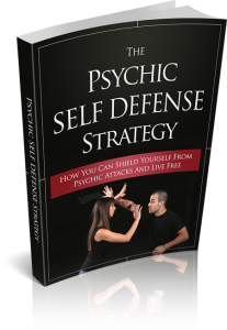 the psychic self-defence strategy