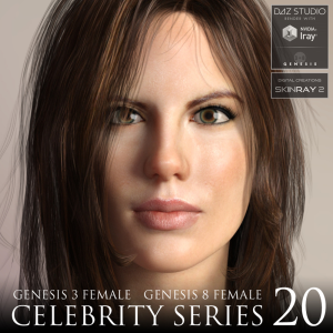 celebrity series 20 for genesis 3 and genesis 8 female