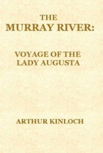the murray river by arthur kinloch