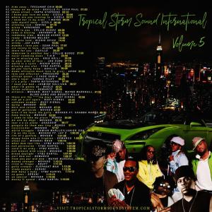 tropical storm soundsystem intl reggae street mix 5 (digital) 2008