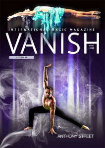 vanish magic magazine 45