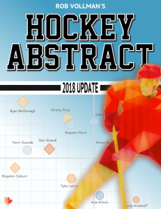 hockey abstract 2018 update