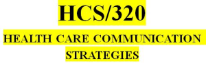 hcs 320 week 1 communication opinion paper