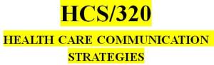 hcs 320 week 3 health care communication methods
